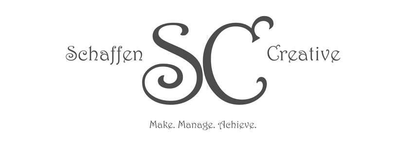 Schaffen Creative Wide Logo